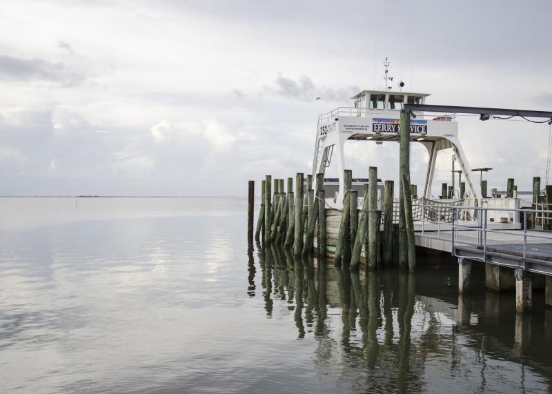 davis nc ferry cape lookout vehicle amp truck ferry